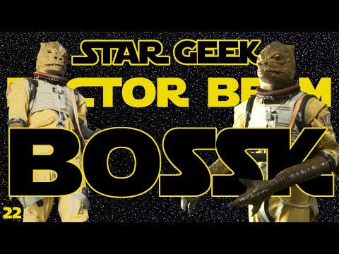 Star Wars Factor Beam, Episode 22: Bossk (Fun Facts) - Star Geek