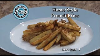 Home Style Fries