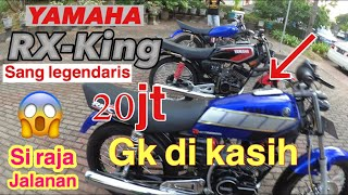 Review motor legendaris RX king
