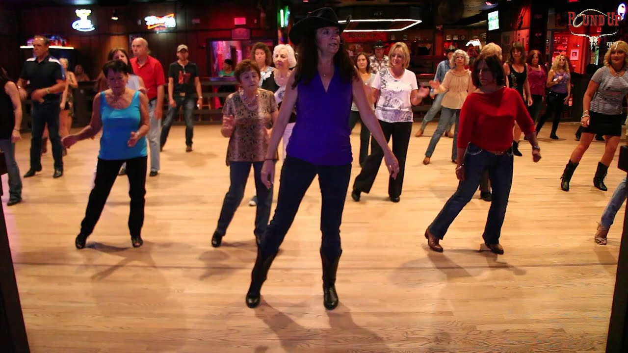 Round Up Country Western Nightclub - Line Dance Martina McBride Wild ...