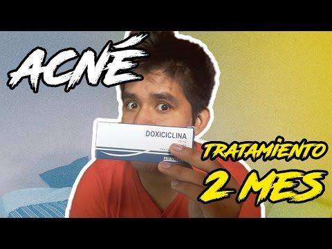 Tratamiento Acné | 2 Mes - Doxiciclina