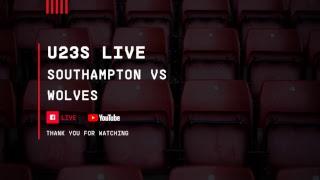 PL2 Live: Southampton U23s vs Wolves U23s