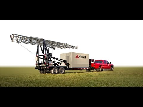 AllTech Communications Mobile Tower Trailers Corporate Video
