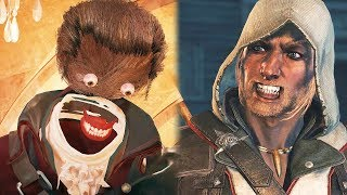 10 WORST UBISOFT Games of All Time | Chaos
