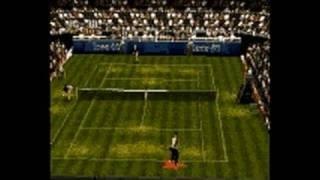 Tennis Arena PlayStation Gameplay