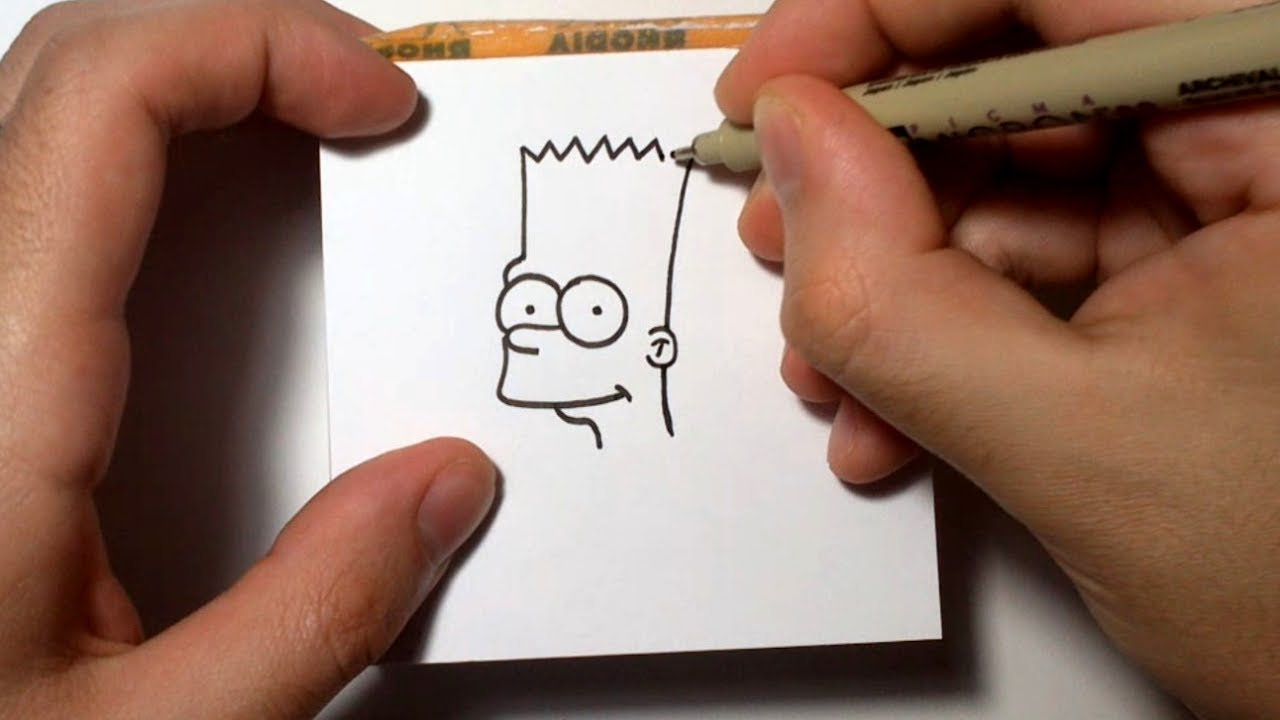 10 Little Drawings Easy To Make