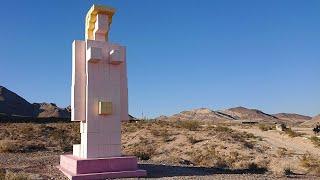 Je cherche les endroits mystérieux du désert (et je les trouve donc c'est encore mieux)