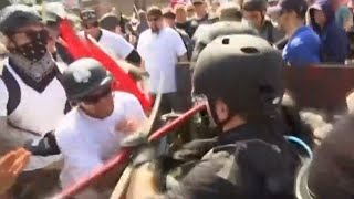 Report faults law enforcement at violent Charlottesville rally