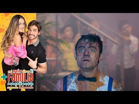 ¡Guido es víctima de Yolo y sus hermanos!   Mi marido tiene más familia - Televisa