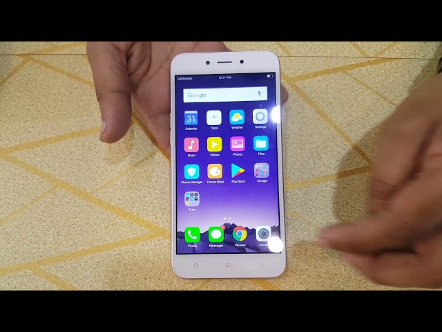 How To OFF OPPO A71 2018 auto rotation & feedback vibration | OPPO All models