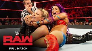FULL MATCH - Eight-Woman Gauntlet Match: Raw, Dec. 17, 2018
