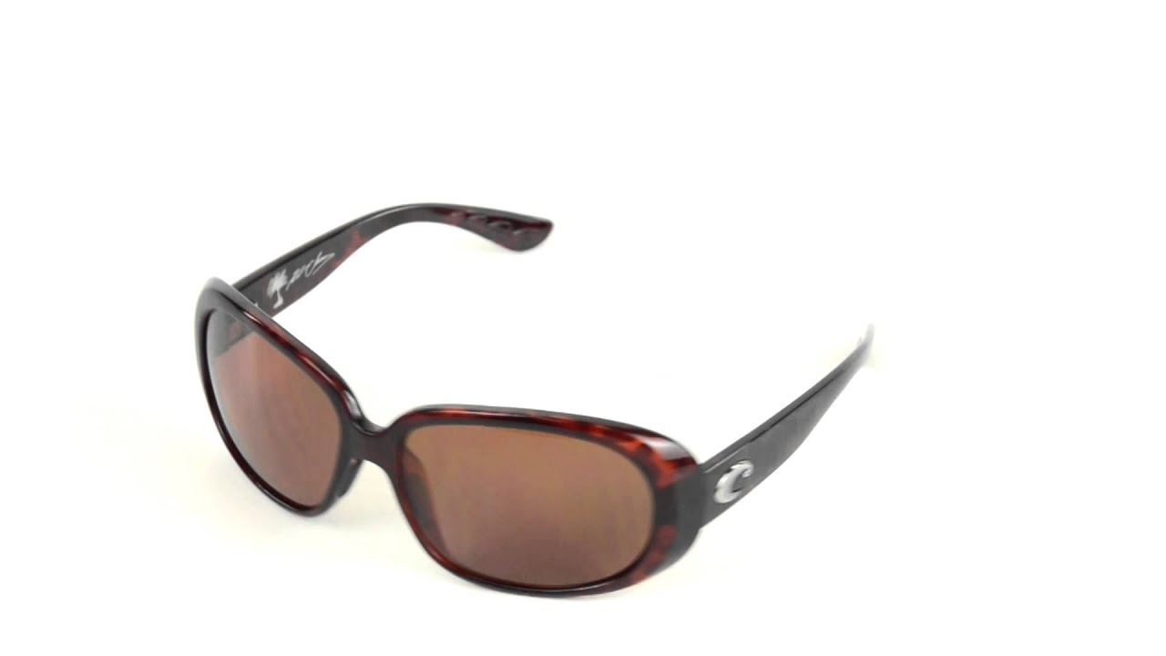 f91eb3cf9236c Costa Del Mar Kenny Chesney Hammock Sunglasses - Polarized 580P Lenses