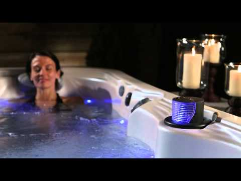 The Resort hot tub by Marquis