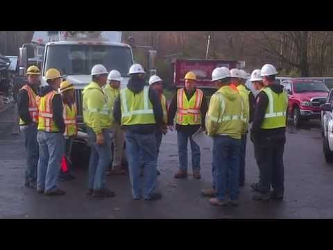 Gas Utility Response to Hurricane Sandy