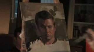 Kristy Gordon Painting Craig Thumbnail