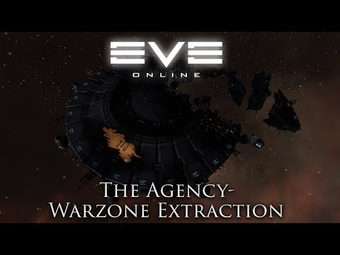Eve line: The Agency  Warze Extracti  Sept 19  Oct 3rd