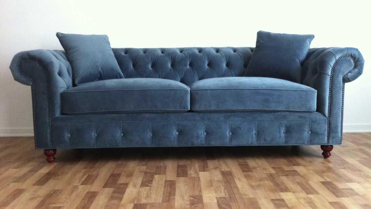 Monarch Sofas  Custom Sofa Design  YouTube