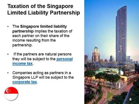 The Limited Liability Partnership in Singapore