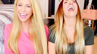 SISTERLY LOVE: Fighting, New Year's Resolutions & More! | Gigi