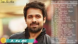 best of emraan hashmi top 20 songs of emraan hashmi 2018