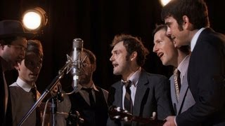 The Punch Brothers Marcus Mumford sing quotThe Auld Trianglequot