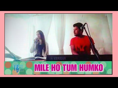 mile-ho-tum-humko-bade-naseebo-se-|-fever-(-neha-kakkar)-|-cover-by-anju-|-heart-touching-voice