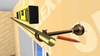 видео Автоматический электропривод для рулонных штор на Arduino своими руками