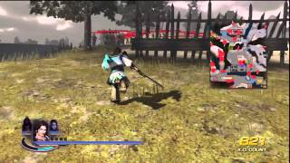 Warriors Orochi 3 - Items - Red Hare