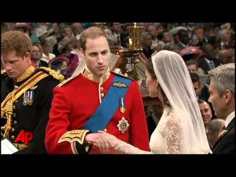 Royal Wedding Raw Video Couples Vows