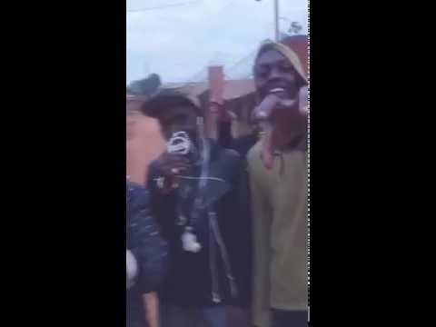Uganda ghetto -kawempe Sokiddo streets