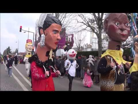 carnaval de st pierre de chandieu défiler du dimanche 13/03/16