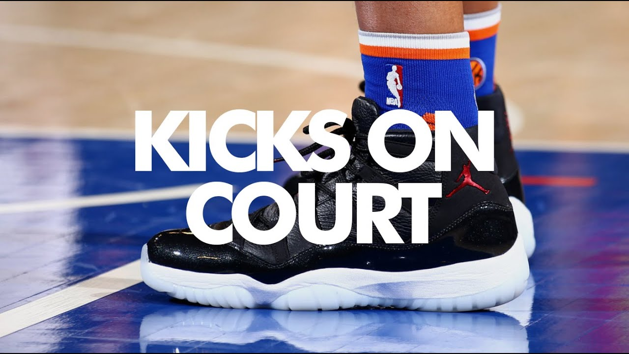 uk availability a7042 4f6a1 Markieff Morris Wears Foams for One Reason Only   Kicks On Court Weekly
