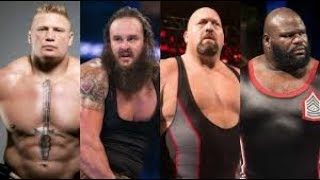 Top 10 Most Powerful Wrestlers in WWE