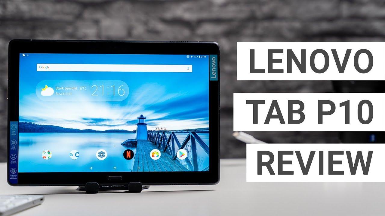 Lenovo Tab P10 Review Better Than Samsung Galaxy Tab A 105 Youtube