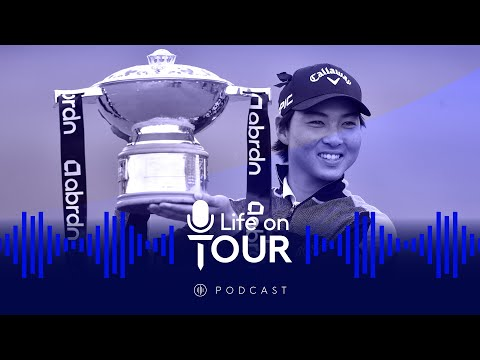 Life on Tour Podcast | Min Woo Lee | The Big Time