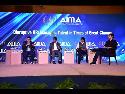 Disruptive HR - Managing Talent in Times of Great Change