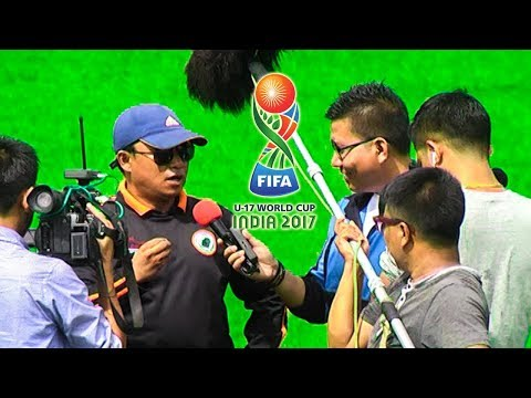 U17 FIFA WORLD CUP SPECIAL EDITION On Manung Hutna 04 October 2017