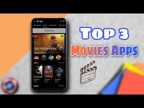 Top 3 Best Movie Apps || Best Apps To Download Movies On Android