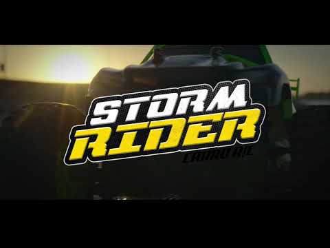 Carrinho com Controle Remoto - Storm Rider - 43383