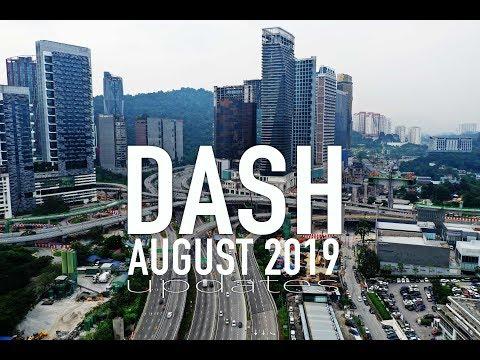 DASH [DAMANSARA SHAH ALAM ELEVATED EXPRESSWAY] AUGUST 2019