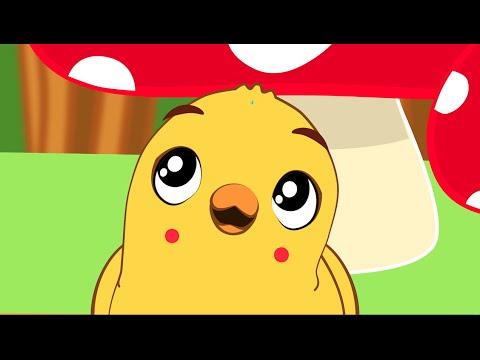 Pintinho Amarelinho 45 Minutos De Musica Infantil Com Os Amiguinhos Youtube