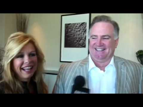 Leigh Anne and Sean Tuohy at Caesars Windsor - YouTube