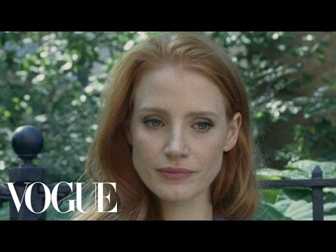 "Jessica Chastain Stars in ""Scripted Content"" - Vogue Original Shorts"