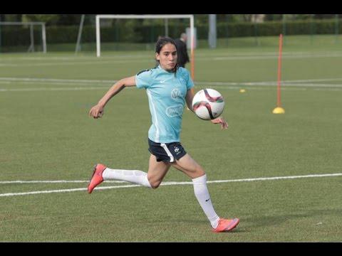 Amel Majri Coupe du Monde et rvisions du bac pour Amel Majri YouTube