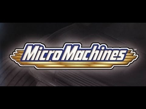 Classic Ps2 Game Micro Machines On Ps3 In Hd 1080p Youtube