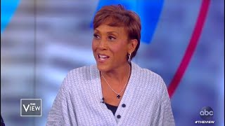 """Robin Roberts Talks Executive Producing """"Stolen By My Mother"""" 