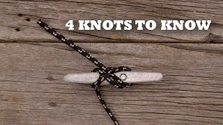 4 Knots to Know