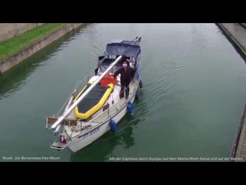 Der gute Tipp: Fahrt auf dem Kanal nach Paris