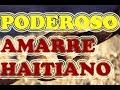 AMARRE HAITIANO, EL MÁS PODEROSO Y RÁPIDO