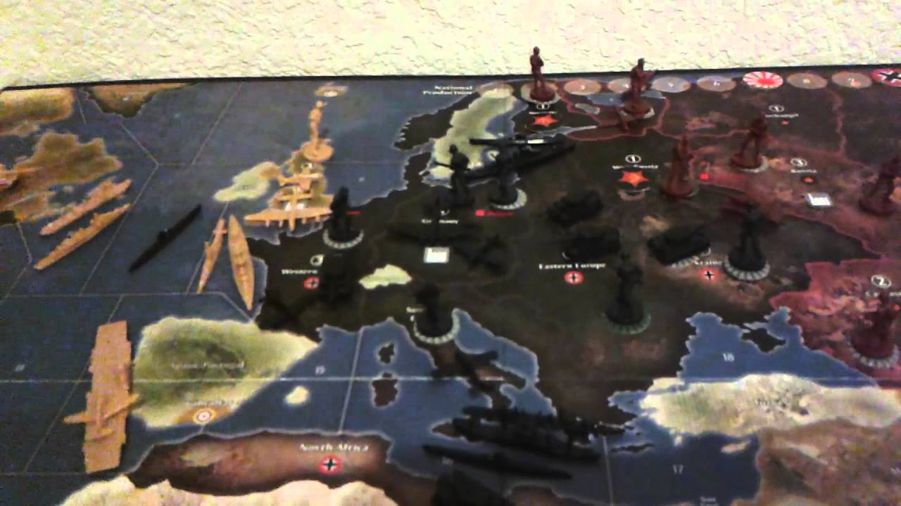the strategy of the allies on Your primer for the great axis & allies game 'battle of the bulge.